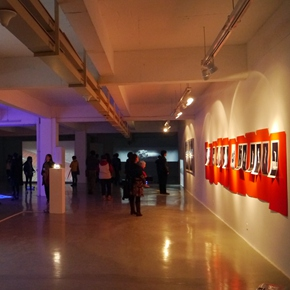 "From ""Knowledge"" to ""Practice"": ""Chronology of New Media Art"" Exhibition that opened in Sichuan Fine Arts Institute"