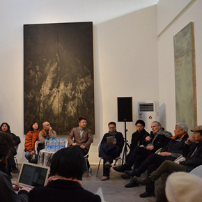 Abstract in Chinese and Western Art: A Panel Discussion and the Inaugural Exhibition Opened at the BRIC Art Space
