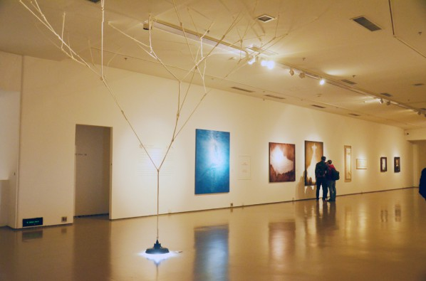 01 Installation view of the exhibition