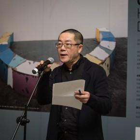 "01 Wang Huangsheng Director of CAFA Art Museum2 290x290 - Exploring Cross-Cultural Identity: ""Art Space Germany"" Opened at CAFA Art Museum"