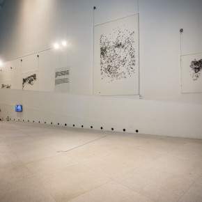 """02 Installation view of Czech artist Federico Díaz's solo exhibition """"The Welded Ornament of the Times"""" 290x290 - New Topic on Machine Aesthetics: Federico Díaz's """"The Welded Ornament of the Times"""" debuted at CAFA Art Museum"""