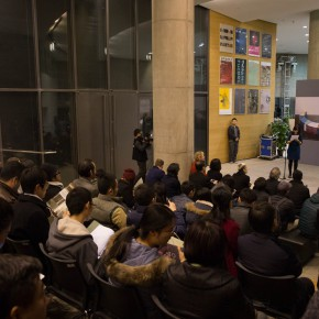 "03 View of the opening ceremony  290x290 - Exploring Cross-Cultural Identity: ""Art Space Germany"" Opened at CAFA Art Museum"