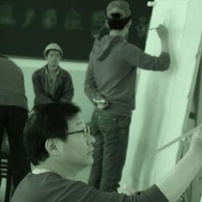 117-Work-Shot-of-Li-Yang-at-Mengjin,-Henan-in-April,2011