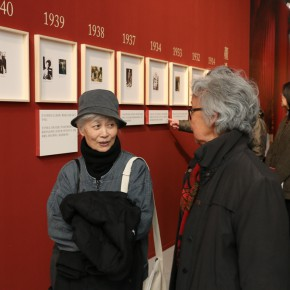"""14 Leaderships and honor guests visited the exhibition 290x290 - """"The Oil Painting of Chinese Style – Retrospective Exhibition of Dong Xiwen"""" was inaugurated"""