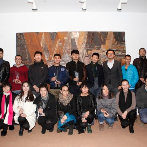 """16 Group photo of the winners of """"Bronze Prize for Excellent New Graduates"""" 290x290 - Together on the Path: the First """"Ovation Star"""" - Exhibition of Excellent Works for the Youth Support Plan"""