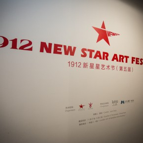 69 Installation view of New Star Festival