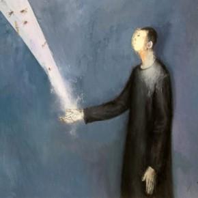 "Huang Liyan Silence 180X155CM 2010 290x290 - White Box Art Center presents ""Huang Liyan: The Incubus Illuminates the Reality"""