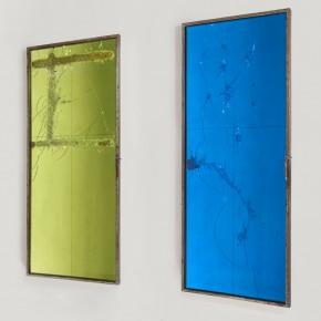 Kuang Jun Decorative Metaphor Atonement – 4 146 x 118cm Glass iron 2 290x290 - Kuang Jun's First Sculpture Exhibition in Taiwan to be Presented at Michael Ku Gallery