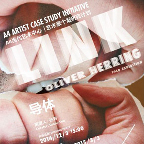 "Oliver Herring Solo Exhibition ""LINK"" Opening at Chengdu A4 Contemporary Arts Center"