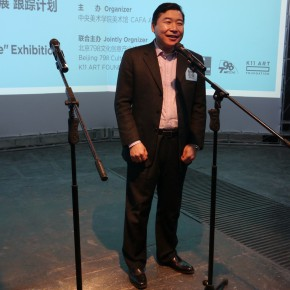 03 Wang Yanling, Chairman of Beijing 798 Cultural Creative Industry Investment Co., Ltd.