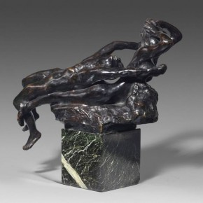 06 Auguste Rodin The Lost Love before 1887 bronze 35 x 46 x 33 cm Rodin Museum in Paris S. 491 290x290 - Rodin, l'oeuvre d'une vie Shown at the National Museum of China