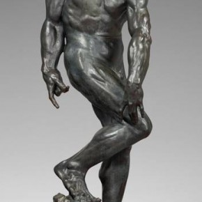 07 Auguste Rodin Adam 1880 bronze 197 x 76 x 77 cm Rodin Museum in Paris S. 962 290x290 - Rodin, l'oeuvre d'une vie Shown at the National Museum of China