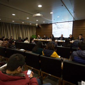 """07 View of the press conference of the 2nd """"CAFAM Future"""" Exhibition 290x290 - The 2nd """"CAFAM Future"""" Exhibition: Observer-Creator/The Reality Representation of Chinese Young Art Announced at CAFAM"""