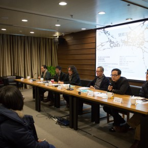 """08 View of the press conference of the 2nd """"CAFAM Future"""" Exhibition 290x290 - The 2nd """"CAFAM Future"""" Exhibition: Observer-Creator/The Reality Representation of Chinese Young Art Announced at CAFAM"""