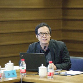 08 Wang Chunchen, Director of Academic Department of CAFA Art Museum, the curator of the 2nd CAFAM Future Exhibition