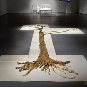 "12 The Best Production Prize Yang Guang ""Sophora Japonica Linn"" 290x290 - Dayuntang Art Museum presented ""2014 Creative Achievement Exhibition by the Postgraduate Students of the Department of Sculpture, CAFA"""