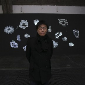 "13 Artist Zhang Wenchao and the ""Siege Game 2 the Uncertain Script"" 290x290 - Future Formula: Tracking Program of the 2nd ""CAFAM • Future"" Exhibition Opened at 798 Art Factory"