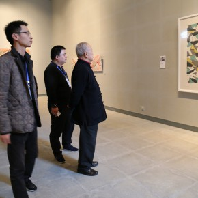 13 Installation view of the Guangzhou show 290x290 - The Third Reconstruction of Oriental Beauty Painting Exhibition – Beauty in the Discerning Eye of Aspirations in Ink and Wash