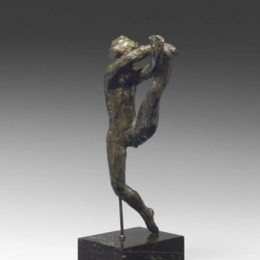 15 Auguste Rodin Dance Movement B about 1911 bronze 30.7 x 10.2 x 12.2 cm Rodin Museum in Paris S. 763  290x290 - Rodin, l'oeuvre d'une vie Shown at the National Museum of China