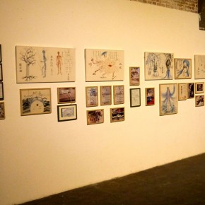 """21 Installation view of the Future Formula Tracking Program of the 2nd """"CAFAM • Future"""" Exhibitio"""