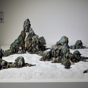 "25 Installation view of ""2014 Creative Achievement Exhibition by the Postgraduate Students from the Department of Sculpture CAFA"" 290x290 - Dayuntang Art Museum presented ""2014 Creative Achievement Exhibition by the Postgraduate Students of the Department of Sculpture, CAFA"""