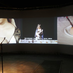 """28  Installation view of the Future Formula Tracking Program of the 2nd """"CAFAM • Future"""" Exhibitio"""