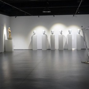 "30 Installation view of ""2014 Creative Achievement Exhibition by the Postgraduate Students from the Department of Sculpture CAFA"" 290x290 - Dayuntang Art Museum presented ""2014 Creative Achievement Exhibition by the Postgraduate Students of the Department of Sculpture, CAFA"""