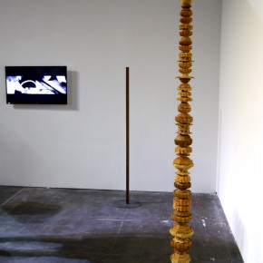"""30 Installation view of the Future Formula Tracking Program of the 2nd """"CAFAM • Future"""" Exhibitio"""