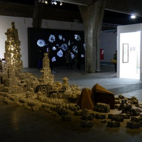 """35 Installation view of the Future Formula Tracking Program of the 2nd """"CAFAM • Future"""" Exhibitio"""
