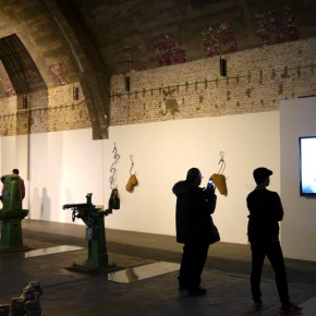"""36  Installation view of the Future Formula Tracking Program of the 2nd """"CAFAM • Future"""" Exhibitio"""