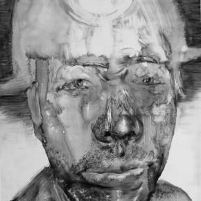 "56 Li Xiaolin, ""The Miner No.27"", print, 54 x 40 cm, 2012"