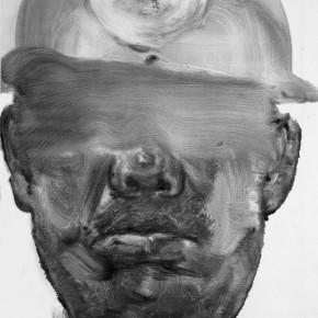 "58 Li Xiaolin, ""The Miner No.25"", print, 54 x 40 cm, 2012"