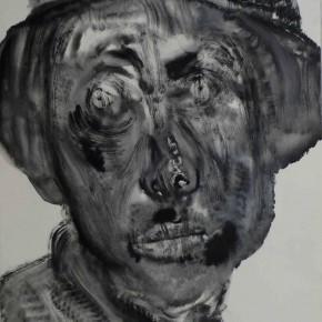 "67 Li Xiaolin, ""The Miner No.15"", print, 54 x 40 cm, 2010"
