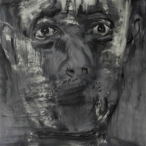 "69 Li Xiaolin, ""The Miner No.13"", print, 54 x 40 cm, 2010"