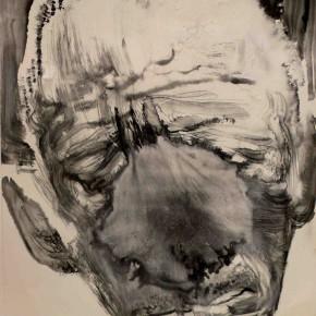 "70 Li Xiaolin, ""The Miner No.12"", print, 54 x 40 cm, 2009"