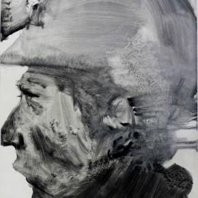 "77 Li Xiaolin, ""The Miner No.3"", print, 54 x 40 cm, 2008"