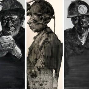 "81 Li Xiaolin, ""The Survivor No.2"", print, 110 x 150 cm, 2009"