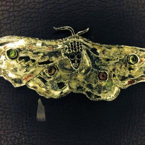 "Pei Li Death's Head Moth 290x290 - Future Formula: Tracking Program of the 2nd ""CAFAM • Future"" Exhibition Opening Jan 16 at 798 Art Factory"