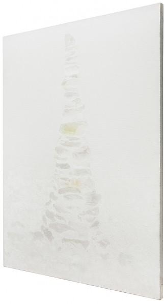 Shi Jing, Converting Qi, 2014; Oil on canvas, 120x90cm
