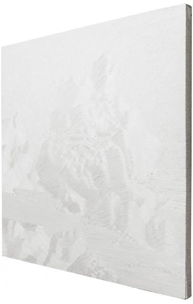 Shi Jing, Spiritual Gathering, 2014; Oil on canvas, 100x100cm