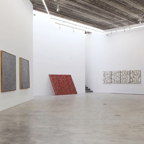 """Qin Yifeng's """"Line Field"""" Exhibiting at C-Space"""