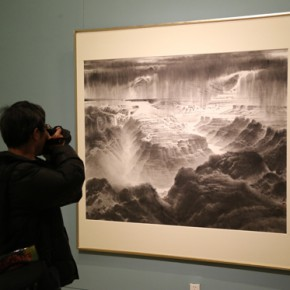 """02 Installation view of the exhibition1 290x290 - """"Chinese Freehand Art – Invitational Exhibition of the National Art Museum of China"""" opened at the National Art Museum of China"""