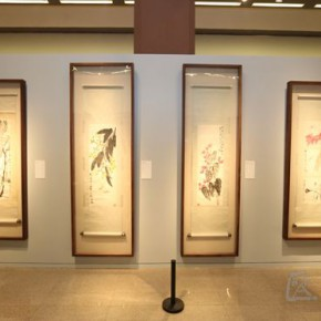 03 Installation view of the exhibition 290x290 - Artists of the People: Exhibition of Paintings Collected by Lao She and Hu Jieqing opened at the National Art Museum of China