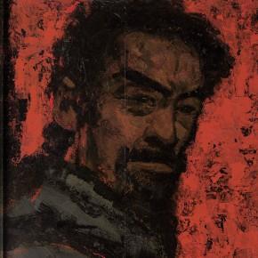 192 Wen Lipeng, The Internationale (detail), oil on board, 240 x 200 cm, 1963 (2)