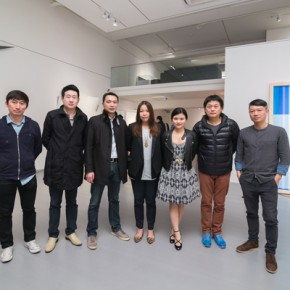 Group Photo of Artists 290x290 - This is Not Painting: Exploring the Boundary of Painting at Asia Art Center (Taipei II)