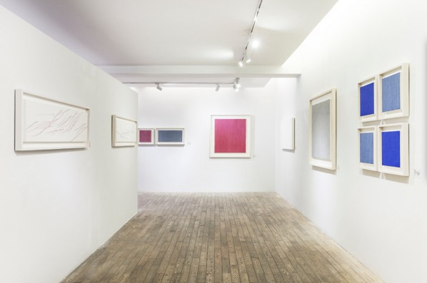 Installation View of Yu Jidong Solo Show 02