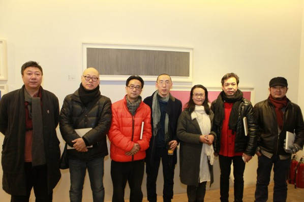 Installation View of Yu Jidong Solo Show 04