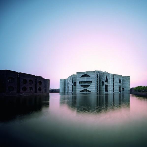 Louis Kahn. c. 1972 © Robert C. Lautman Photograpy Collection, National Building Museum