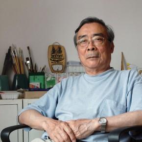 Portrait of Wen Lipeng 01