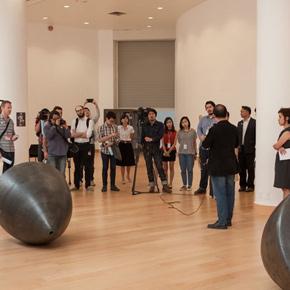 Imply Reply : Huang Yong Ping and Sakarin Krue-on Exhibiting at the Bangkok Art and Culture Centre